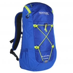 Regatta Blackfel Nano Junior Rucksack Oxford Blue Lime Zest