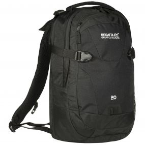 Paladen 20 Litre Laptop Backpack Black