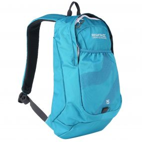 Regatta Bedabase II 15L Backpack Rucksack Aqua White
