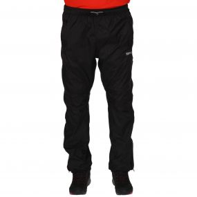 Regatta Active Packaway II Overtrousers Black