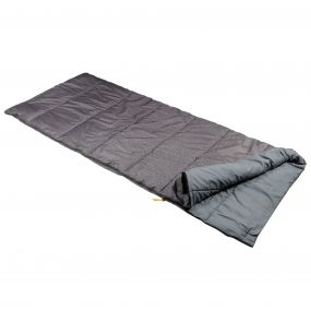 Regatta Maui Polyester Lined Single Sleeping Bag Grey Marl
