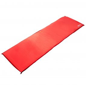 Regatta Napa 7 Lightweight SelfInflating Foam Camping Mat  Single Pepper Red