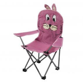 Regatta Animal Kids Chair Rabbit(Pink)