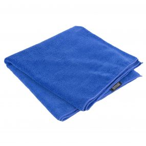 Compact Travel Towel - Giant Oxford Blue