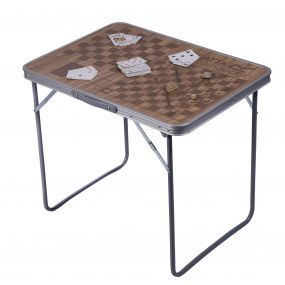 Games Table Brown