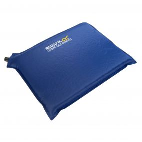 Regatta SelfInflating Foam Camping Pillow or Sit Mat Laser Blue