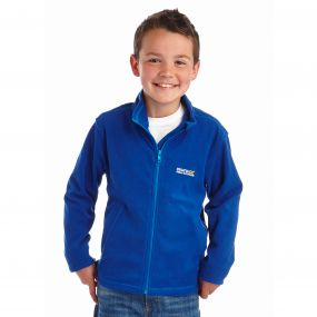 Regatta King Lightweight Fleece Bight Blue