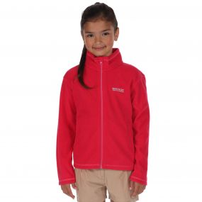 Regatta King Lightweight Fleece Virtual Pink