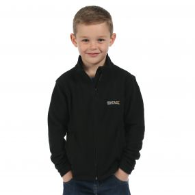 Regatta King Lightweight Fleece Black