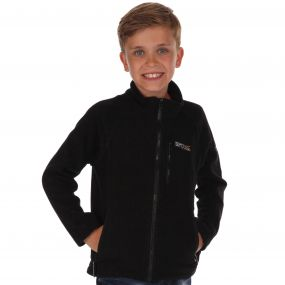 Regatta Marlin IV Fleece Black
