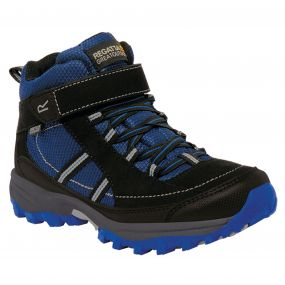Regatta Trailspace II Mid Boot Blue Black