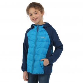 Regatta Kielder Hybrid Jacket Methyl Blue