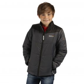 Regatta Icebound II Jacket Seal Grey Black