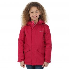 Regatta Hurdle Jacket Dark Cerise