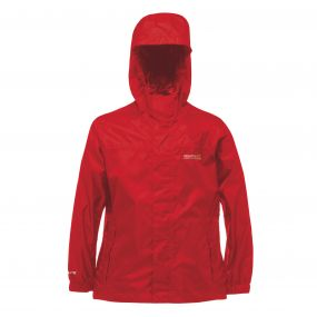 Regatta Kids Pack-It Jacket II Pepper