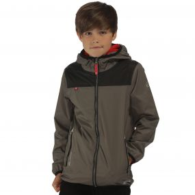 Regatta Leverage Jacket Dust Black