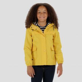 Regatta Betulia Waterproof Jacket Lifeguard Yellow