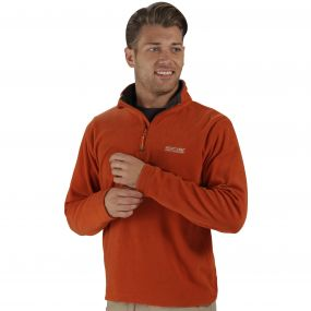 Regatta Thompson Fleece Burnt Orange