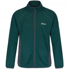 Regatta Mons II Fleece HuntGr SlGry