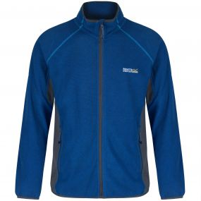 Regatta Mons II Fleece OxfBlu SlGry
