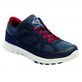 Regatta Varane Shoe Navy Pepper