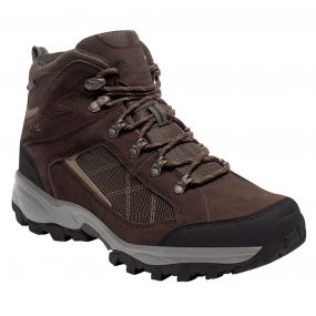 Regatta Clydebank Hiking Boot Chestnut Gold