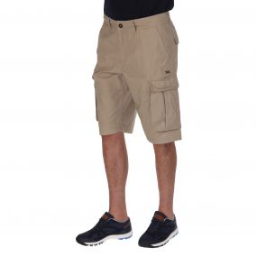 Regatta Shoreway Shorts Nutmeg Cream