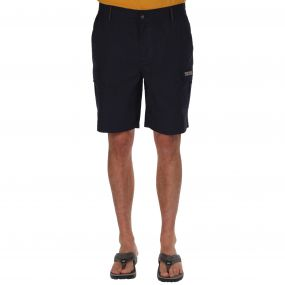 Regatta Mens Delph Short Navy