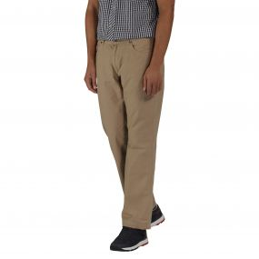 Regatta Landyn Trousers Nutmeg Cream