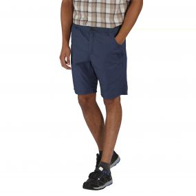 Regatta Sanjaro Shorts Dark Denim
