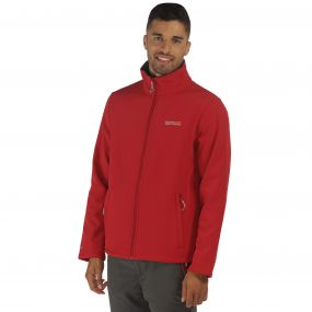 Regatta Cera III Softshell Jacket Pepper Iron