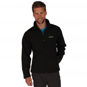 Regatta Cera III Softshell Jacket Black