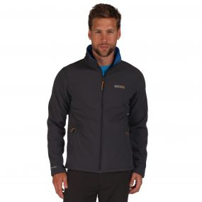 Regatta Cera III Softshell Jacket Iron OxfBlue