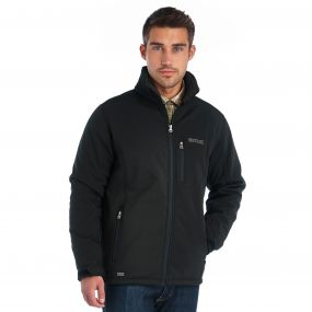 Regatta Cato III Softshell Jacket Black