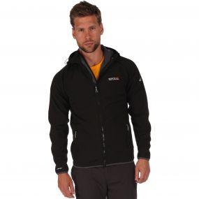 Regatta Arec Softshell Jacket Black