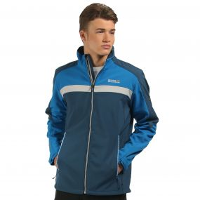 Regatta Parkley Softshell Jacket Imperial Blue