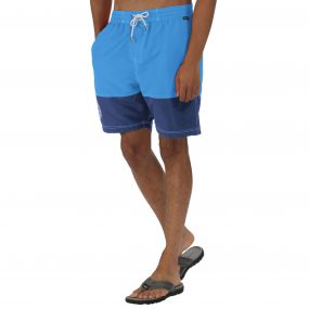 Regatta Brachtmar Swim Shorts Blue Navy