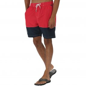 Regatta Brachtmar Swim Shorts Pepper Navy