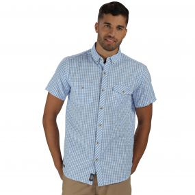 Regatta Randall Shirt Powder Blue