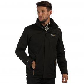 Regatta Matt Jacket Black