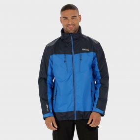 Calderdale II Waterproof Shell Jacket Oxford Blue Navy
