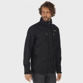 Calderdale II Waterproof Shell Jacket Black