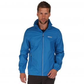 Regatta Lyle III Packaway Jacket Imperial Blue