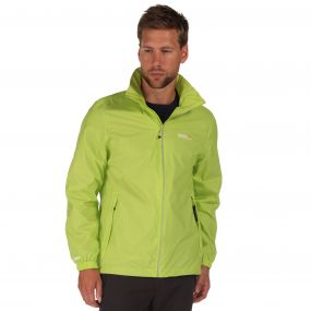 Regatta Lyle III Packaway Jacket Lime Zest