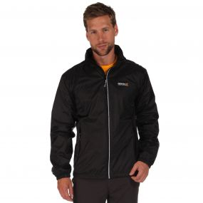 Regatta Lyle III Packaway Jacket Black