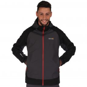 Regatta Semita Jacket Seal Grey Black