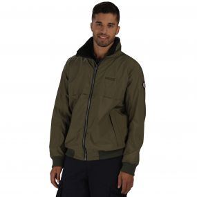 Regatta Mason Jacket Olive Night