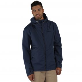 Regatta Harlan Jacket Dark Denim