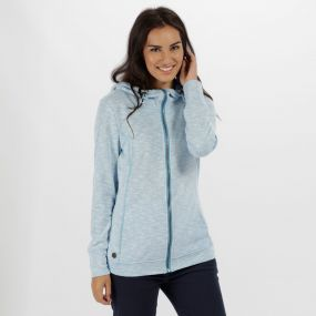 Regatta Ramosa Mid Weight Full Zip Fleece Hydrangea