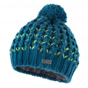Regatta Womens Arktik Hat Deep Teal